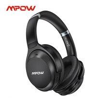 Mpow – écouteurs sans fil H12 IPO, 40h de temps de jeu, CVC 8.0, micro, Bluetooth 5.0, casque d'écoute pour iPhone, Huawei, Xiaomi