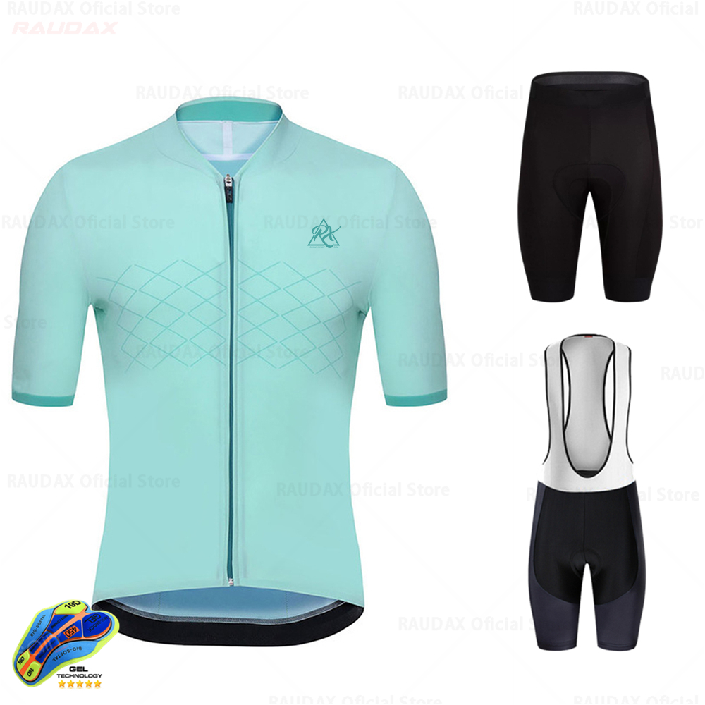 Cycling Jersey Set 2020 Pro Team RX Cycling Clothing MTB Bicycle Clothing <font><b>Bike</b></font> <font><b>Wear</b></font> Clothes Maillot Ropa Ciclismo Triathlon Suit image