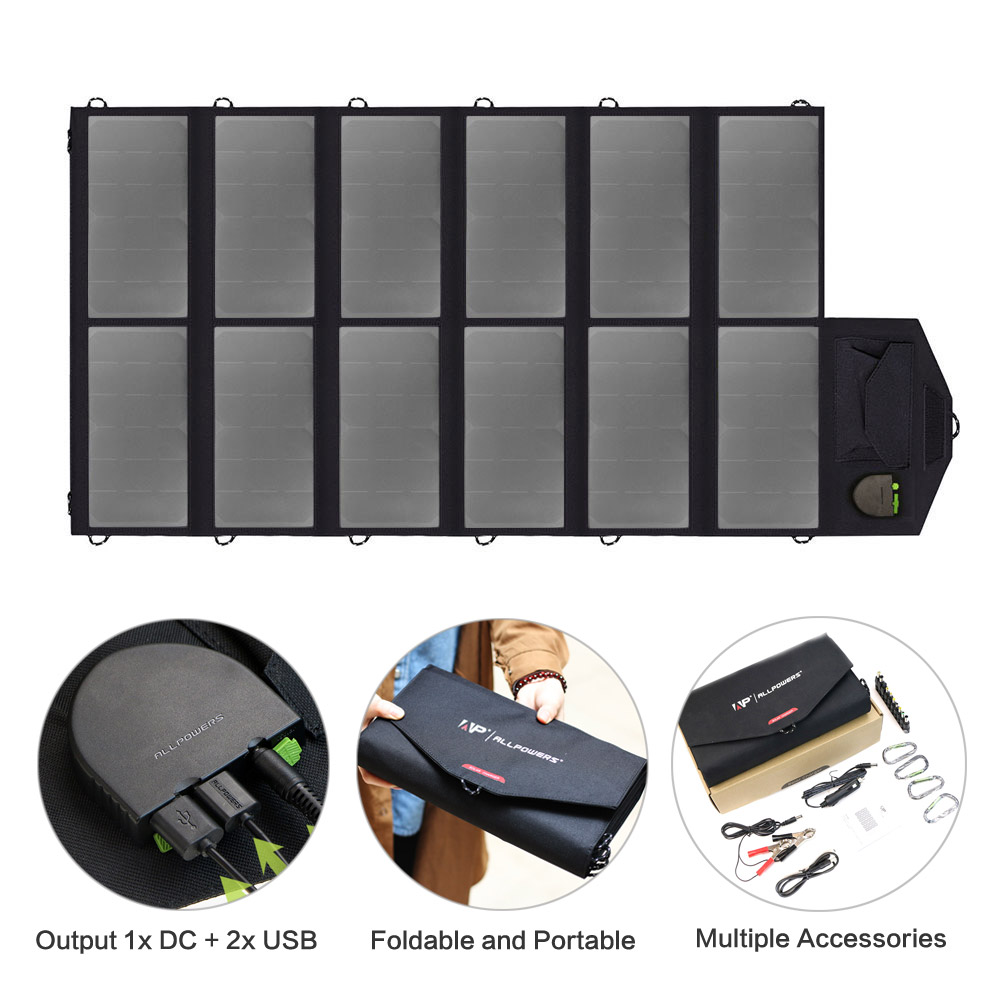 Carregador solar alto do portátil do carregador solar do telefone do effiiency carregador solar para o iphone ipad macbook samsung sony lg acer hp asus dell.