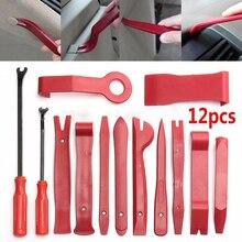 12PCS Car Dashboard Radio Door Trim Clip Hand Tool