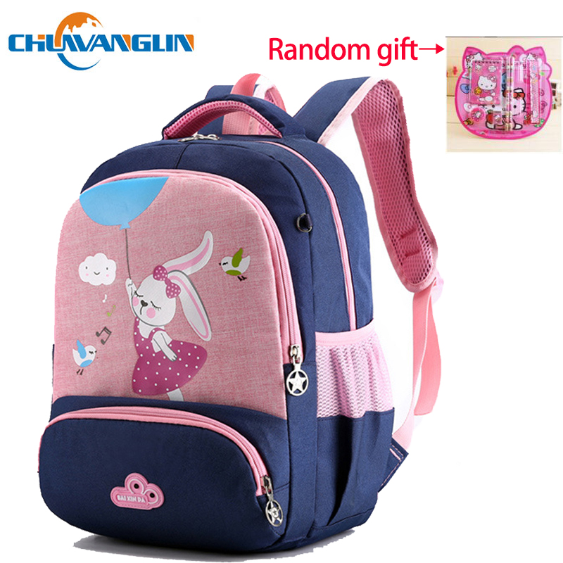 Chuwanglin Schoolbags Waterproof School Backpacks For Teenagers Girls Kids Backpack Children School Bags Mochila K90503