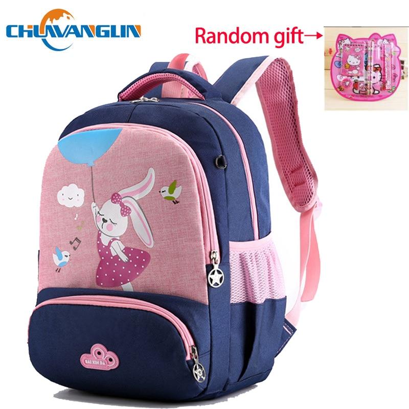 Chuwanglin Schoolbags Waterproof School Backpacks For Teenagers Girls Kids Backpack Children School Bags Mochila K90503