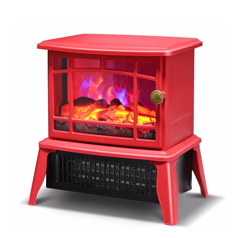 Electric Fireplace 1 5kw 2kw Free Standing Electric Wood Stove