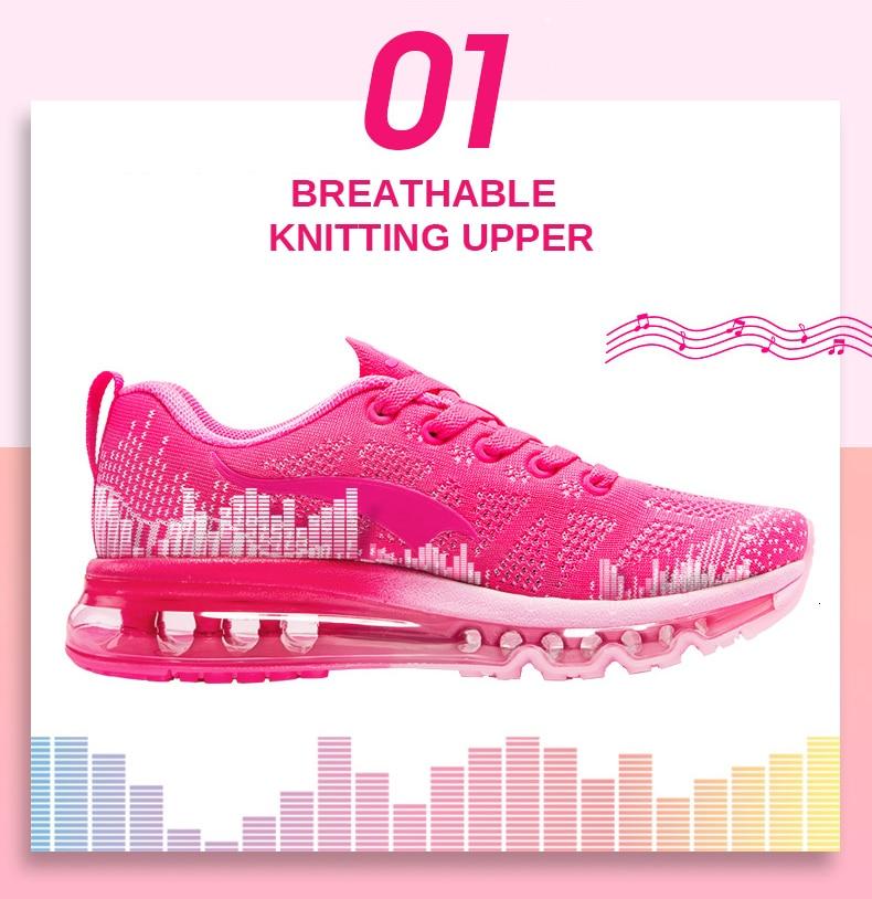 de caminhada respirável malha anti deslizamento atlético