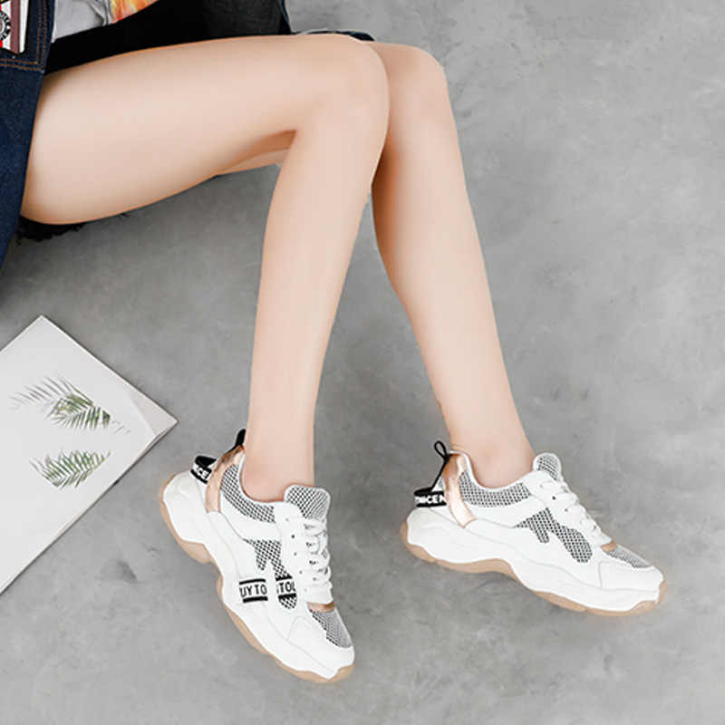 New Stylish Woman Running Shoes