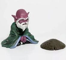 Anime saint seiya dohko velho mestre pvc figura de ação collectible modelo brinquedo 6cm sem caixa