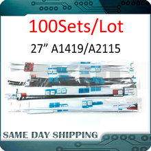 100Sets/Lot New A1419 A2115 LCD Display Screen Adhesive Strip for iMac 27'' Adhesive