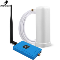 Mobile Amplifier 2G 4G signal booster GSM 900/LTE 1800 MHz Band 3 Cell Phone Signal Repeater Cellular Booster for Voice & Data