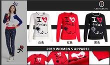 Q2020 одежда для гольфа женский свитер 3 цвета s xxl осень и