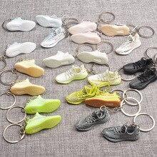 Популярная модная модель баскетбольной обуви, брелок для ключей, подвеска для автомобиля, мини Баскетбольная обувь, креативный подарок, гад...