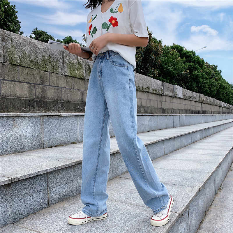 womens cool loose fit jeans
