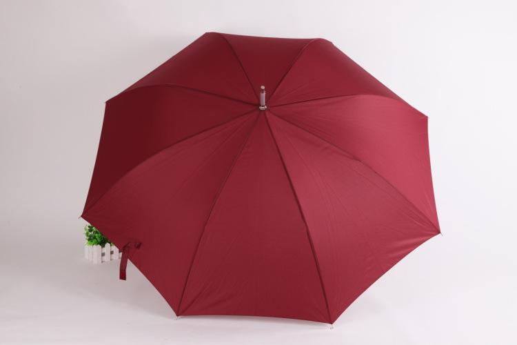 Golf Umbrella Fully Automatic Aluminium Alloy Hotel Real Estate Umbrella Advertising Umbrella