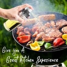 Oil Sprayer for Cooking Olive Oil Sprayer Mister for Cooking Refillable Oil Vinegar Dispenser for BBQ Baking Roasting