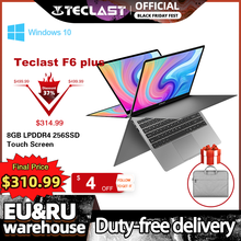Battery Laptop Teclast Notebook Rotation 19201080 F6 Plus Windows 10 Full-Hd 8GB OS 256GB