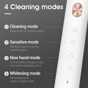 Image 2 - SOOCAS X3U Sonic Electric Toothbrush Tooth brush Adult Waterproof Ultrasonic automatic Tooth brush USB Rechargeable