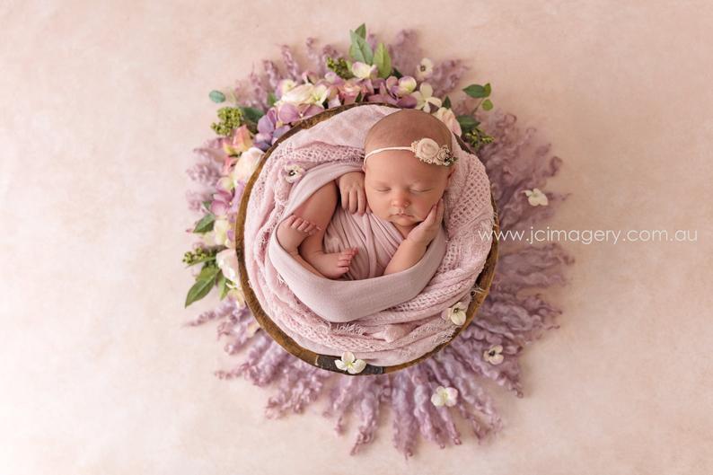 Newborn fotografia adereços cobertor recém-nascido foto shoot