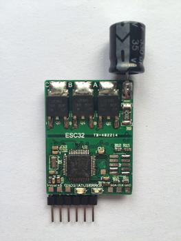 Square Wave Single ESC32 with Autoquad-M4 Flight Control (board Part - Hardware V2)