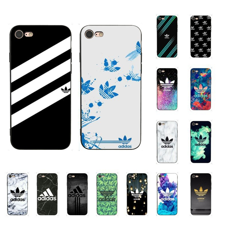 Luxury sports brand TPU black Phone Case Shell For iPhone 8 7 6 6S Plus X XS MAX 5 5S SE XR 11 11pro promax Mobile Cases(China)
