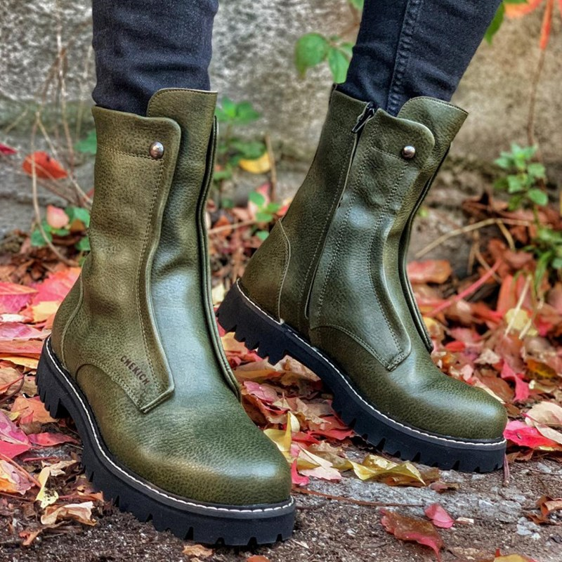 Chekich CH027 IPK St Black Men Boot Comfortable Flexible Fashion Style Leather Wedding Classic зима сапоги мужские 2020