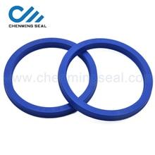 UN Seal ID – joint détanchéité pour cylindre à Piston hydraulique, en U, 12 MM, 10 pièces par lot