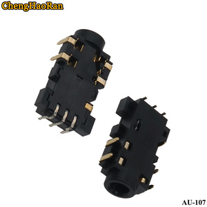 Image 5 - ChengHaoRan 50pcs/lot 3.5mm Audio Jack Port for Asus N55SF N55SL G75VX X32U U36JC U36SG Headphone Microphone Socket Connector