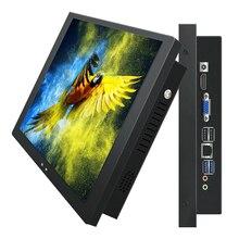 10.4-дюймовый мини-компьютер промышленный планшетный ПК терминала самообслуживания с сенсорным экраном сопротивления с Win7 система Linux встроенный WiFi