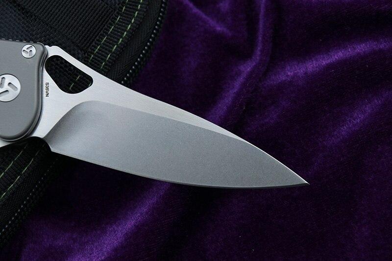 NKAIED Maker 3 kés eredeti kerámia golyóscsapágy Flipper - Kézi szerszámok - Fénykép 3