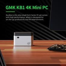 Mini komputer Intel Celeron J4125 procesor Intel UHD Graphics 600 GPU 8GB + 512GB pamięć podwójna częstotliwość WiFi wtyczka EU/US