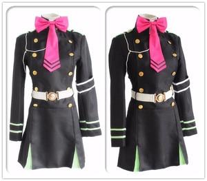 Image 3 - 最後の日本アニメセラフowariなしセラフ柊shinoaコスプレ衣装フルセットの制服