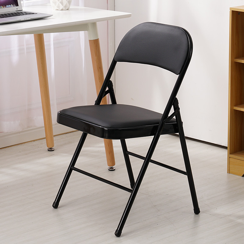 Folding Chair Office Chair Training Chair Conference Chair Stool Chair Home Chair Household Dining Chair Computer Chair Portable