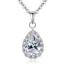 Nowe kryształy sektora z Swarovskis wysokiej jakości naszyjniki biżuteria dla kobiet biżuteria ślubna świąteczna tanie tanio YUEDE Wisiorek naszyjniki Kobiety Brak CN (pochodzenie) Party Link łańcucha 101612060127 GEOMETRIC TRENDY MSN003 Grzywny
