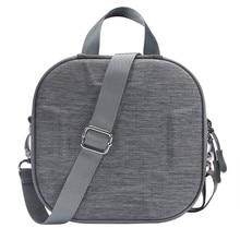 Fest Eva Schutzhülle Lagerung Tasche Handtasche Stoßfest Koffer Mit Gurt für-DJI -Osmo Mobile 4/3 und stativ