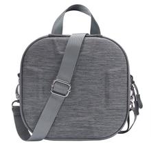 Sert Eva koruyucu kapak saklama çantası çanta darbeye dayanıklı taşıma için kayış ile DJI  Osmo Mobile 4/3 ve Tripod