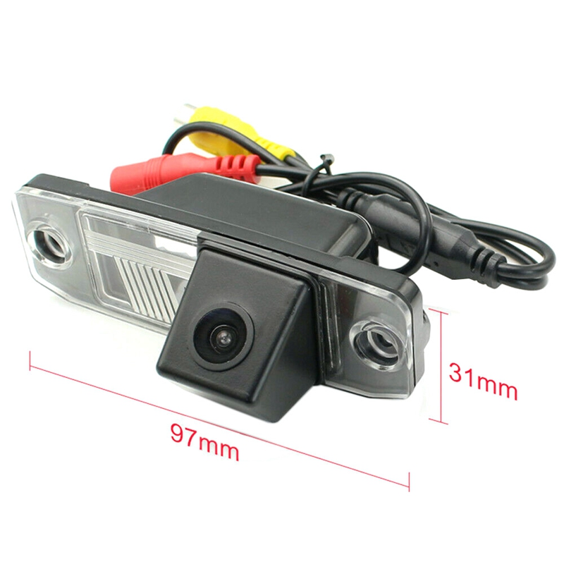 lowest price Special Car Rear View Reverse Backup CCD Camera Rearview Parking for Kia Sorento Sportage Carens Ceed Opirus