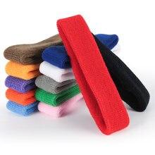 1 шт. головная эластичная повязка для занятий йогой повязка на голову спортивная мужская Для женщин с защитой от пота дышащая повязка на гол...
