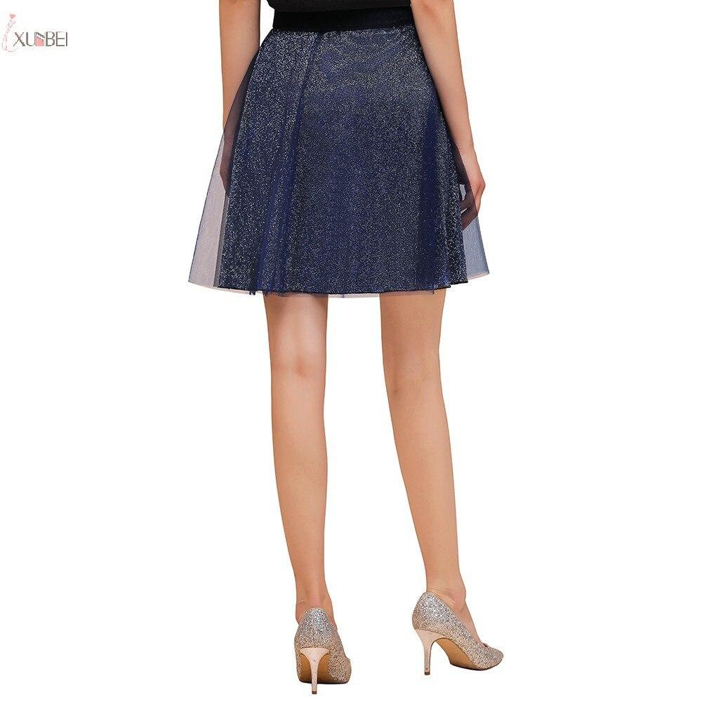 Rockabilly Short Wedding Petticoat Underskirt 2 Layers Woman High Waist Skirt Crinoline Half Slips Bridal Accessories 2020