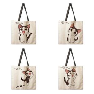 Folding shopping bag cartoon c