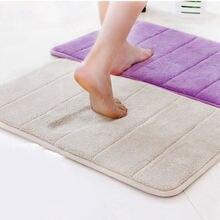Нескользящий коврик для ванной 40*60 см мягкий водный искусственный