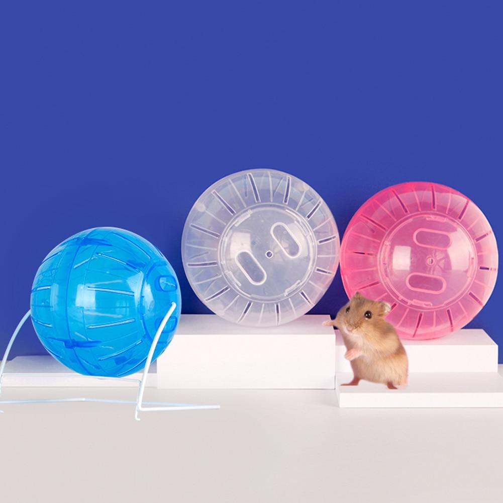 Plástico ao ar livre esporte bola rato brinquedos para animais de estimação pequeno hamster gerbil rato exercício bolas jogar brinquedos roedores ratos jogging bola brinquedo