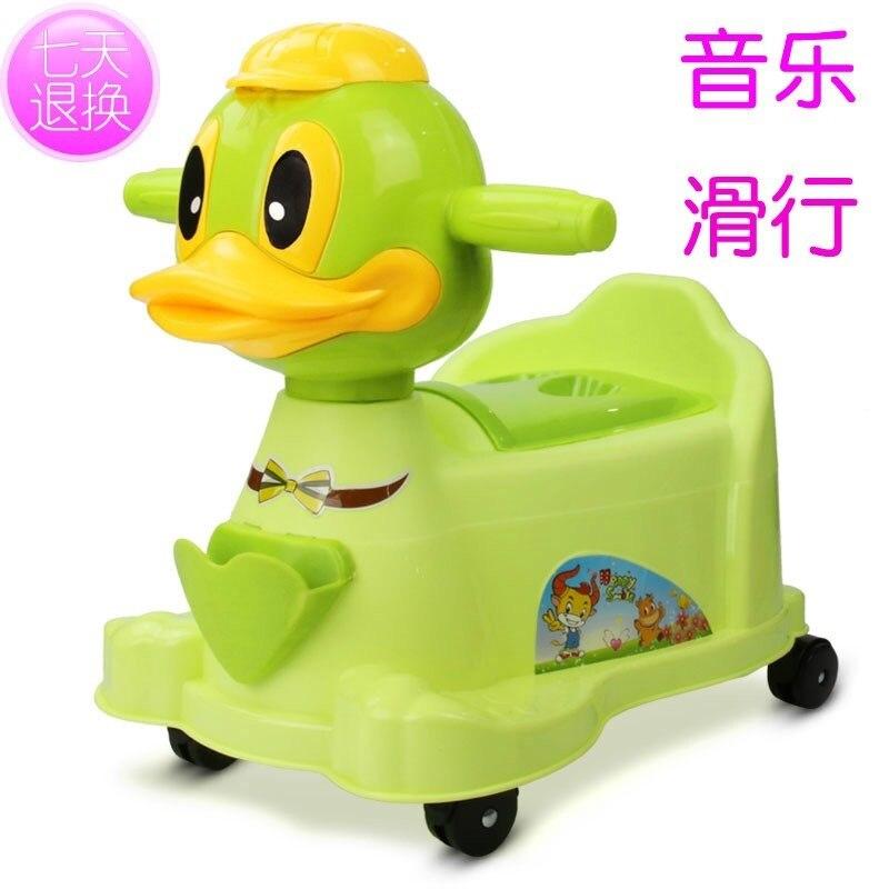 Universal Boy Chamber Pot Pedestal Pan Baby Girls Zuo Bian Deng Shit Toilet New Style Children Infant Large Urinal Bucket