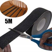 2,5 x5M/5x5M Non Slip Sicherheit Grip Band Indoor/Outdoor Hohe Reibung Anti-Slip aufkleber Starken Sicherheit Traktion Band Treppen Boden