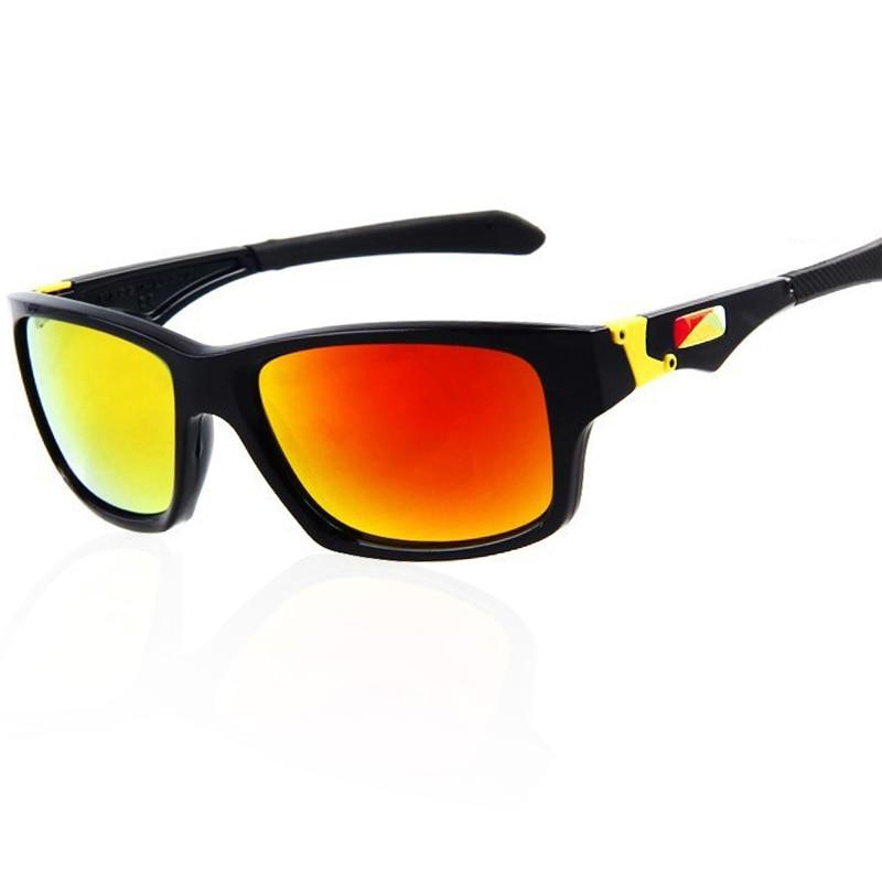 Купить солнцезащитные очки в винтажном стиле uv400 мужские брендовые