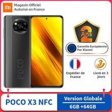 Xiaomi POCO X3 NFC 6GB 64GB versión Global Snapdragon 732G Octa Core 6,67
