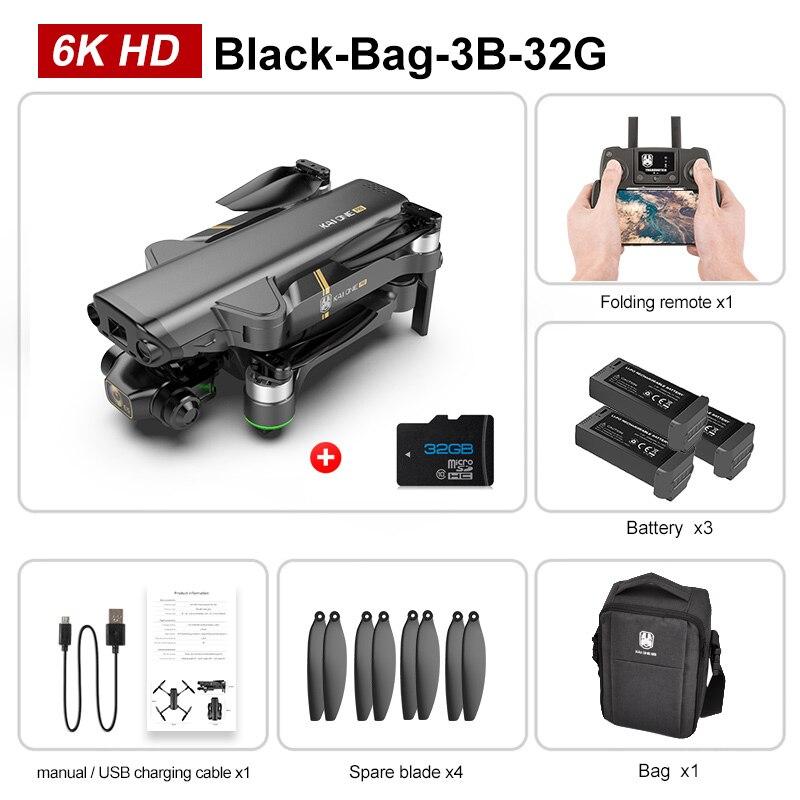 6K BackPack 3B 32G