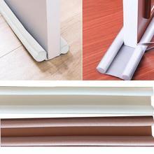 Sealing-Blocker Stopper Strip Door Dust Window Draft-Reduction Noise-Bottom Proof Sound