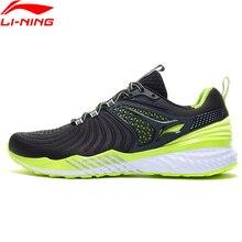 Li Ning Men LN CLOUD 2019 V2 Cushion รองเท้าวิ่งรองเท้าสนับสนุนซับ Li Ning BOUNCE กีฬารองเท้าผ้าใบ ARHP013 XYP870