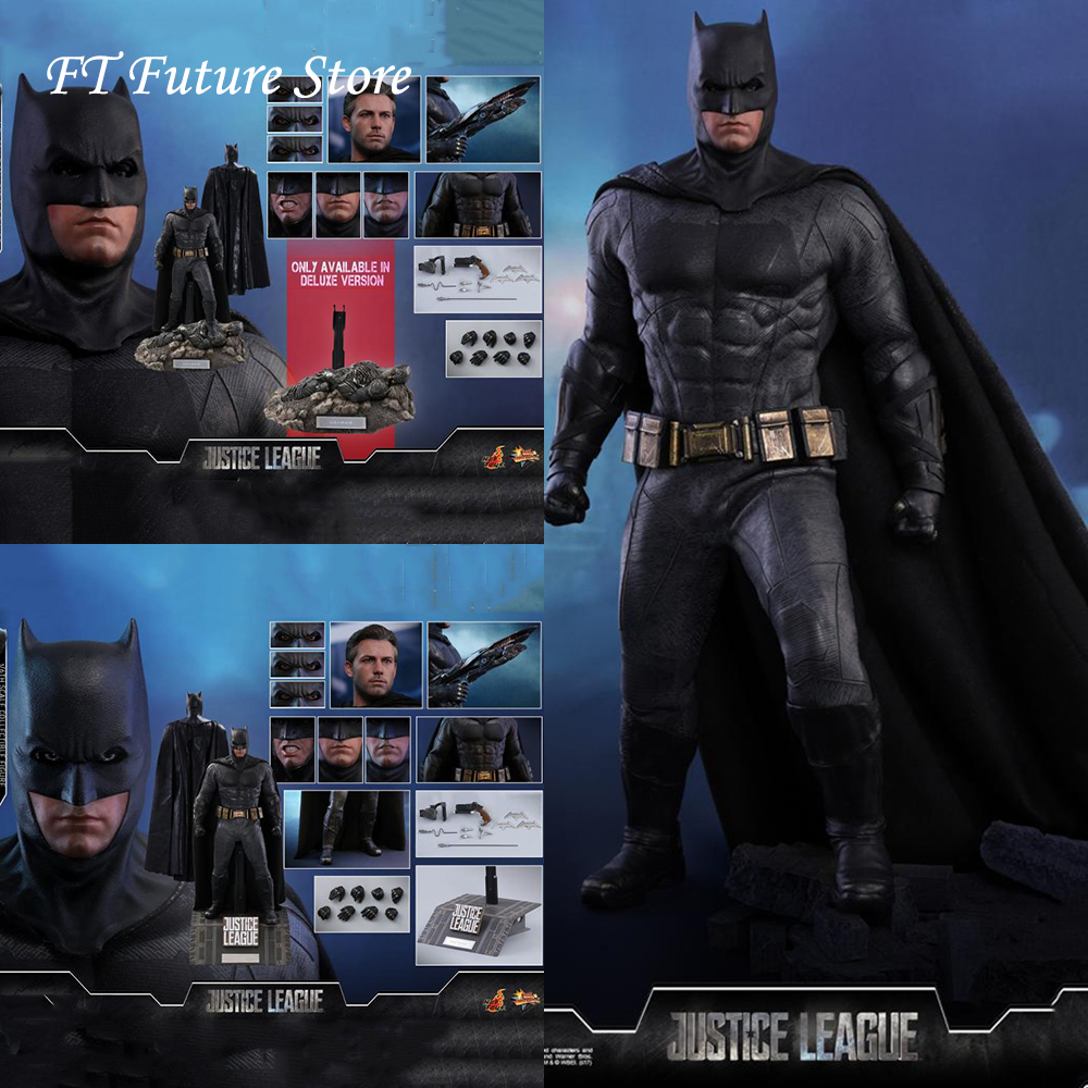 1//6 scale Hot toys MMS456 Justice League Batman Deluxe Version nude body