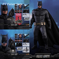 In Stock Hot Toys MMS456/MMS455 1/6 Male Justice League Batman Ben Affleck Action Figure Full Set Normal/Normal/Deluxe Version