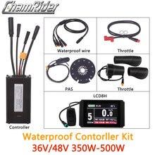 Connecteur étanche 500W 22A contrôleur LCD8H PAS frein daccélérateur