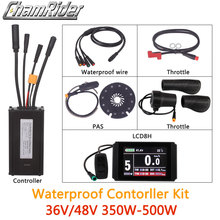 Waterproof Connector 500W 22A Controller LCD8H PAS Throttle Brake